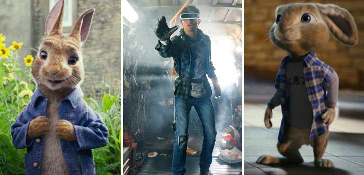 Bunnies, Easter eggs, and more: movies to see this long Easter weekend