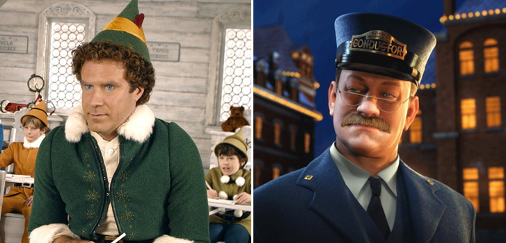 Elf and The Polar Express headline our December Family Favourites!