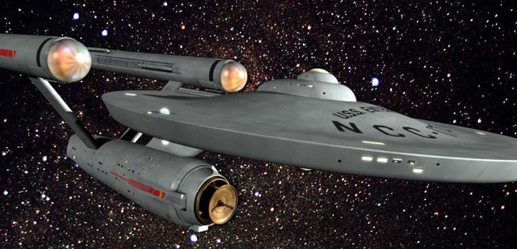 Happy 50th Anniversary, Star Trek!