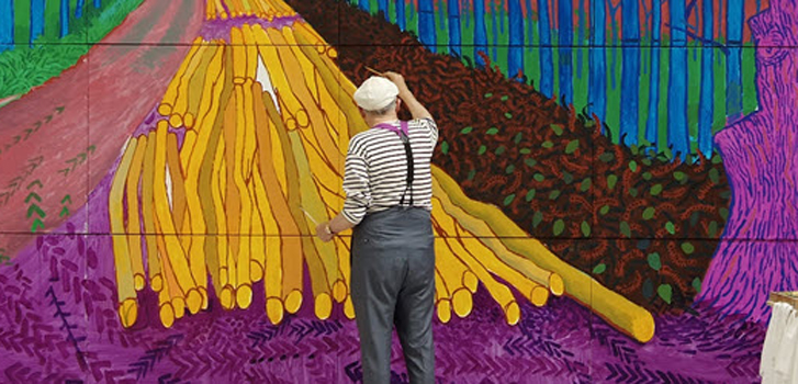 Filmmaker Phil Grabsky on the enduring art of portraitist David Hockney