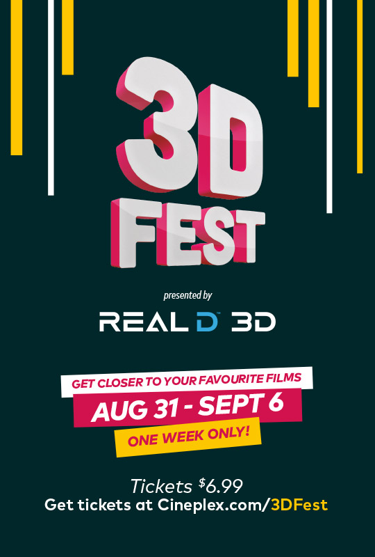 3D Fest presented by RealD 3D
