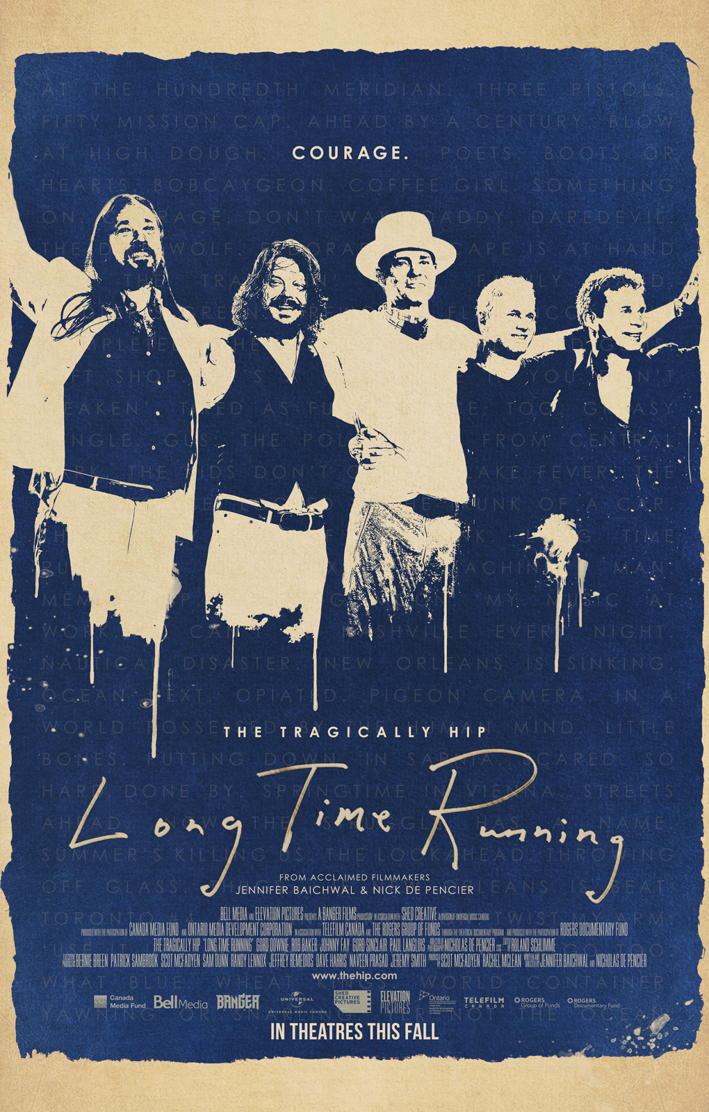 The Tragically Hip Long Time Running