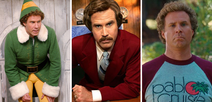 Top 5 Will Ferrell movies just in time for his birthday