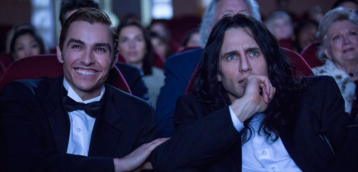 The Disaster Artist's James Franco on taking us behind the camera on the biggest cult movie ever