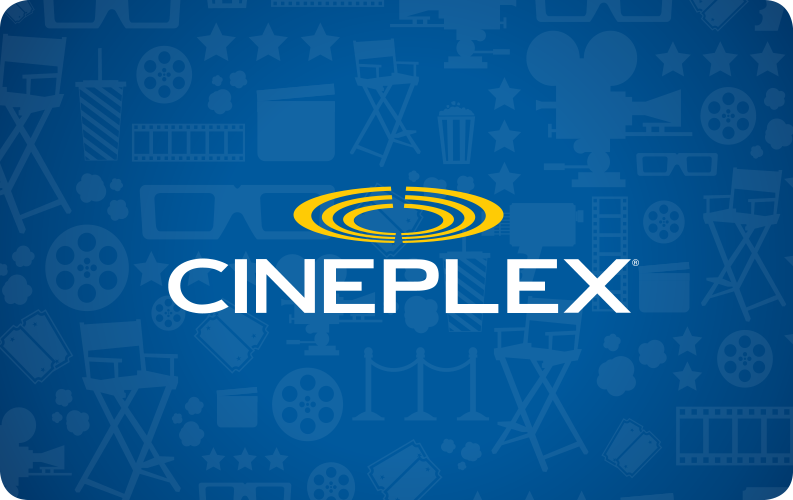 cineplex gift cards and corporate certificates. Black Bedroom Furniture Sets. Home Design Ideas