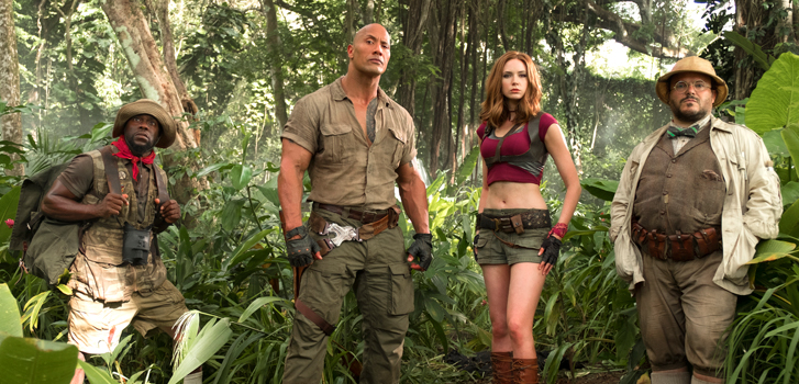 Jumanji: Welcome to the Jungle's Karen Gillan on rebooting a beloved adaptation