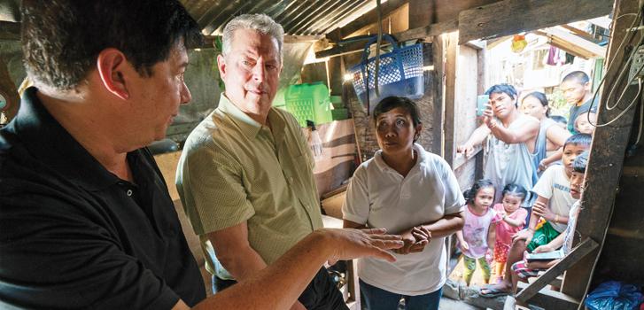 Al Gore talks An Inconvenient Sequel and making a modern environmental documentary