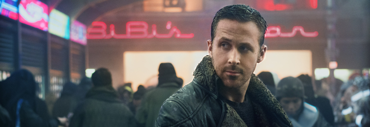 Blade Runner 2049's Ryan Gosling on bringing Denis Villeneuve's vision to life