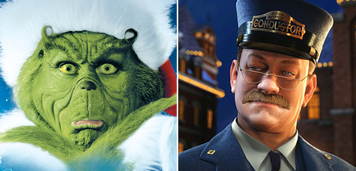 Tom Hanks and the Grinch top our Family Favourites for December