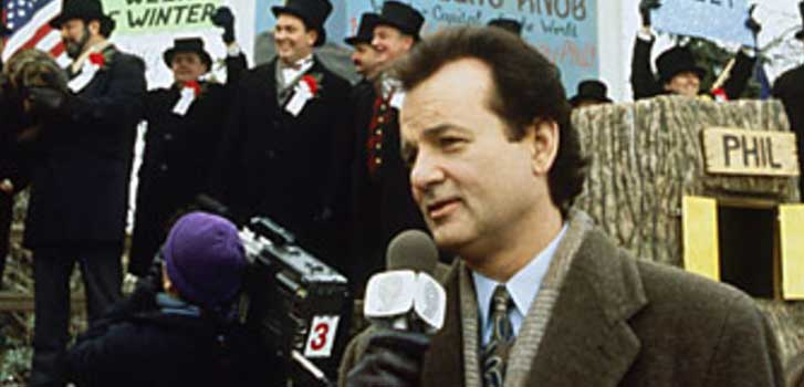 25 Years of Groundhog Day! 12 Facts You Probably Didn't Predict