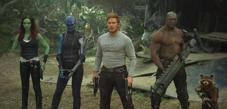 5 reasons to see Marvel's Guardians of the Galaxy Vol. 2 (even if you've already seen it)