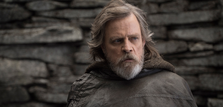 Star Wars: The Last Jedi's Mark Hamill talks bringing Luke Skywalker back to the big screen