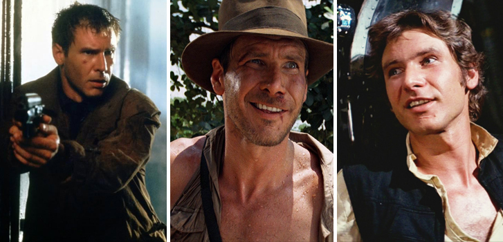 Take the Birthday Quiz: Harrison Ford turns 74 today!