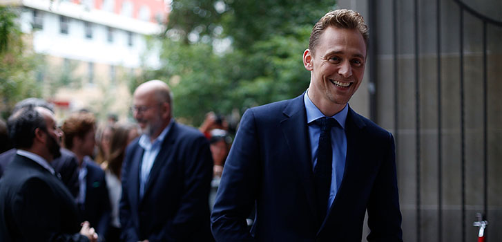 For Hank Williams, Hiddleston had to exorcise his Englishman