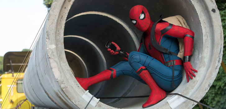 Spider-Man: Homecoming's Tom Holland on becoming his favourite superhero