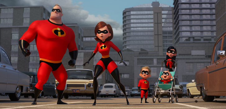 Everything you need to know before you see Incredibles 2 in less than 2 minutes