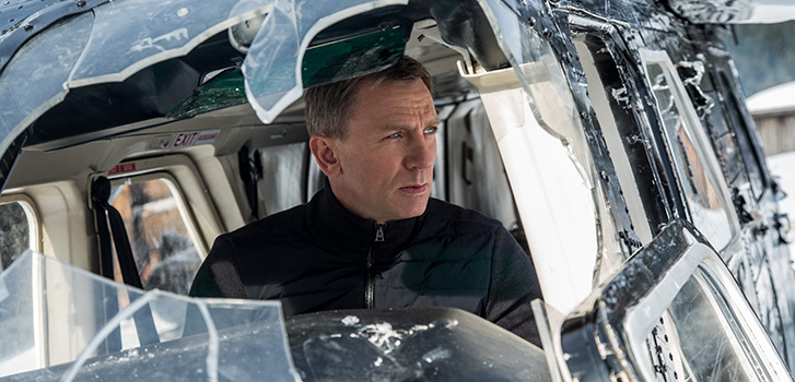 Daniel Craig is just getting started in first full trailer for SPECTRE