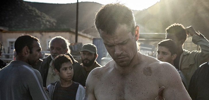Jason Bourne himself catches you up on his past in a new video