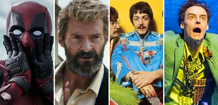 Deadpool and Logan double feature, Deconstructing The Beatles and Peter Pan make our June events list!