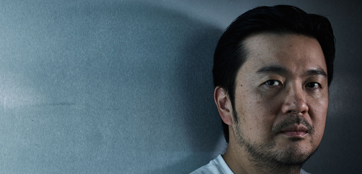 Star Trek: Beyond Director Justin Lin on the red carpet