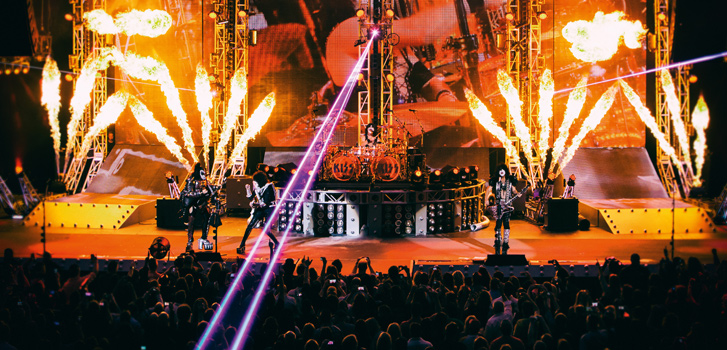 KISS Rocks Vegas: A One-Night-Only Special Cineplex Event