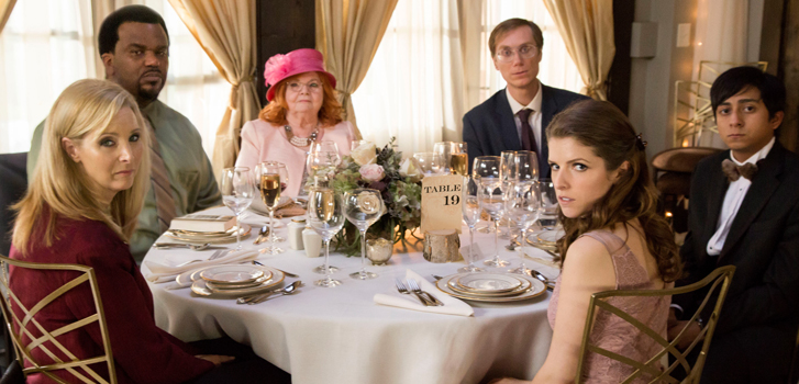 The Leftovers: Interview with the star of Table 19, Anna Kendrick