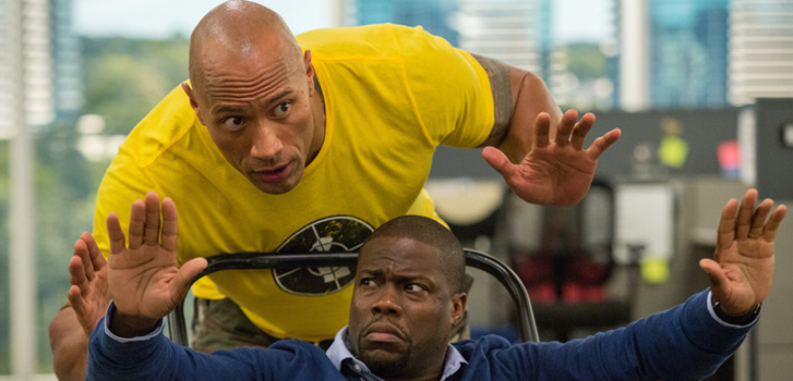 Kevin Hart talks Central Intelligence in new interview