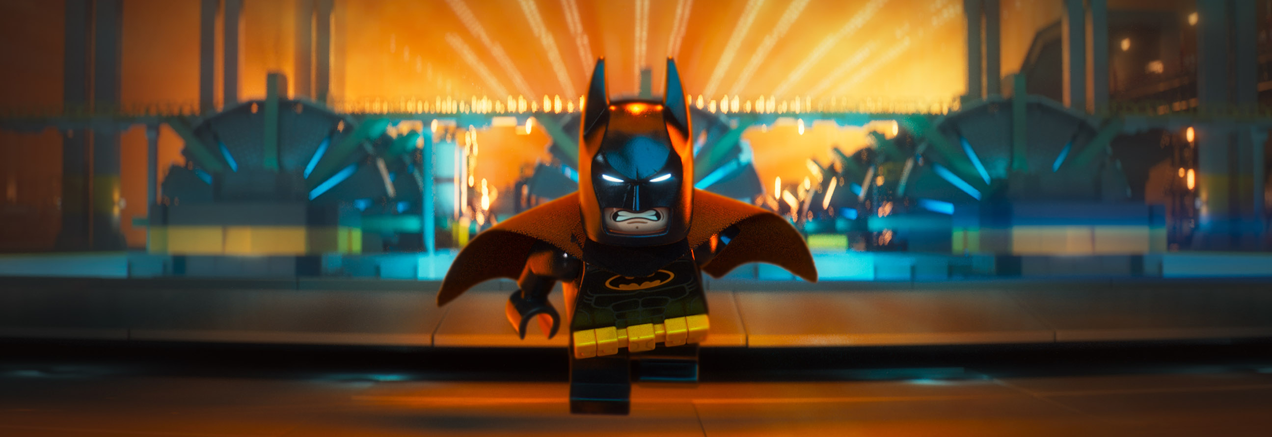 Five reasons to see The Lego Batman Movie again