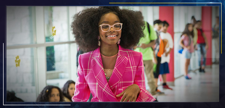 Marsai Martin is a serious girlboss: The 14-year-old jumps to the big screen in Little