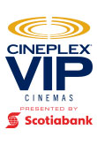 Cineplex VIP Cinemas Don Mills