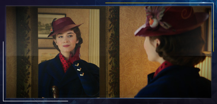Emily Blunt on why Mary Poppins is the most empathetic role she's ever played