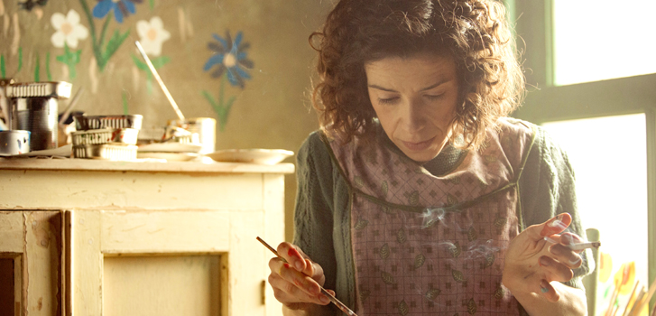 sally hawkins, maudie, ethan hawke, clip, exclusive, canadian,