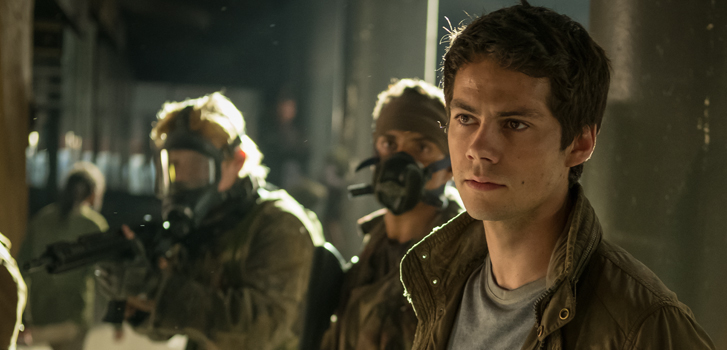Maze Runner: The Death Cure star Dylan O'Brien on the final installment