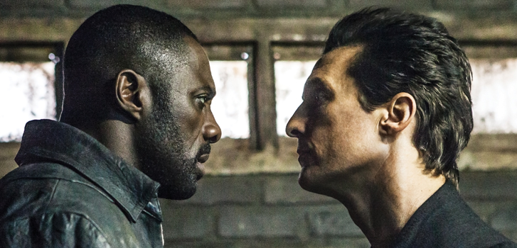 The Dark Tower's Matthew McConaughey talks taking on Stephen King