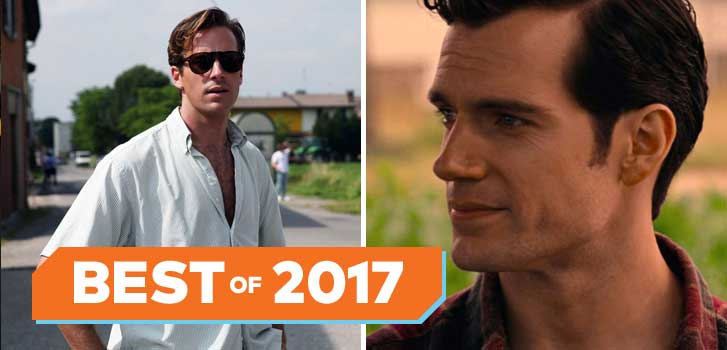 From dancing Armie Hammer to Henry Cavill's mustache: all the best movie memes of 2017