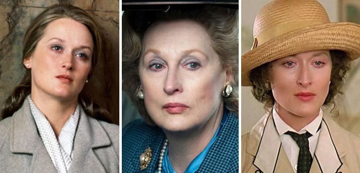 Top 5 Meryl Streep Performances