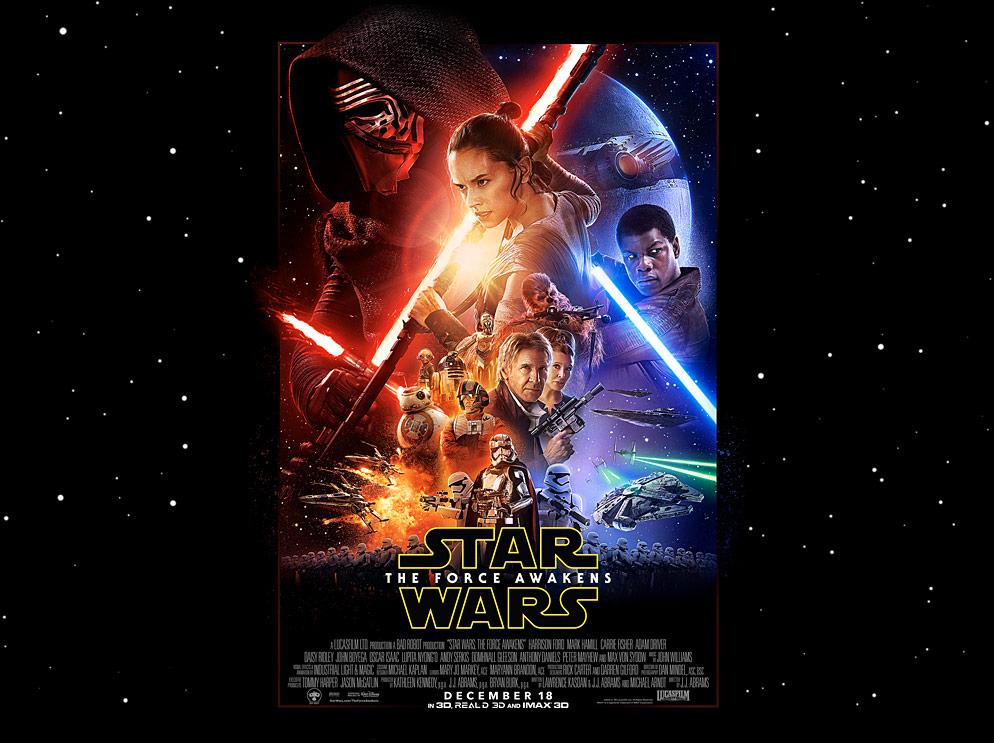 Star Wars: The Force Awakens December