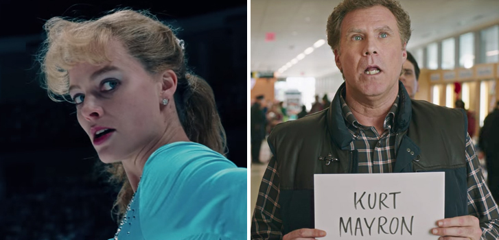 Daddy's Home 2 and I, Tonya both get exciting new trailers!