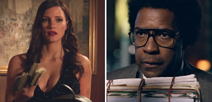 Molly's Game, Roman J. Israel, Esq. and The Foreigner top our movie news roundup