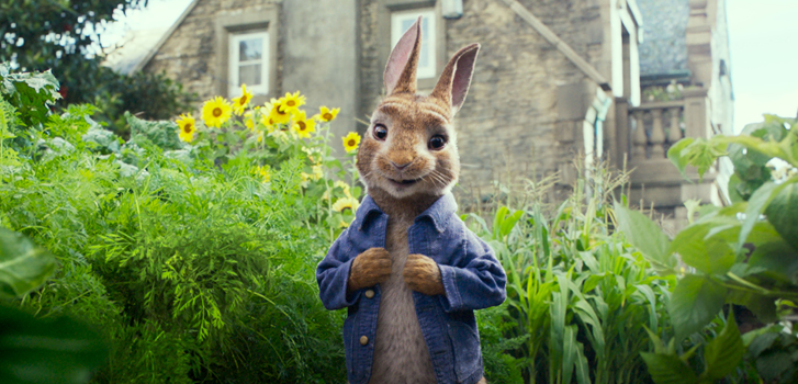James Corden and the Peter Rabbit cast on voicing naughty bunnies