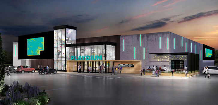 Canada's first new Playdium location coming to Whitby!