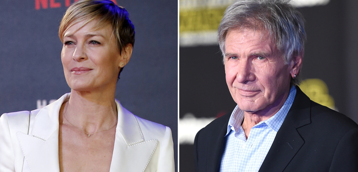 Robin Wright is in final talks to join Harrison Ford and Ryan Gosling in Blade Runner 2