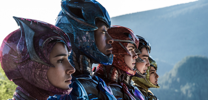 Zack loses control in EXCLUSIVE new clip from Power Rangers