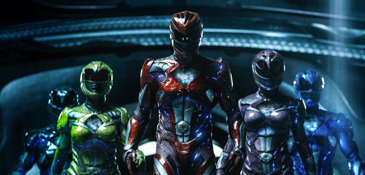 Tanner Zee interviews the full cast of the Power Rangers