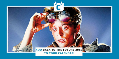 Add Back to the Future 2015 to your calendar