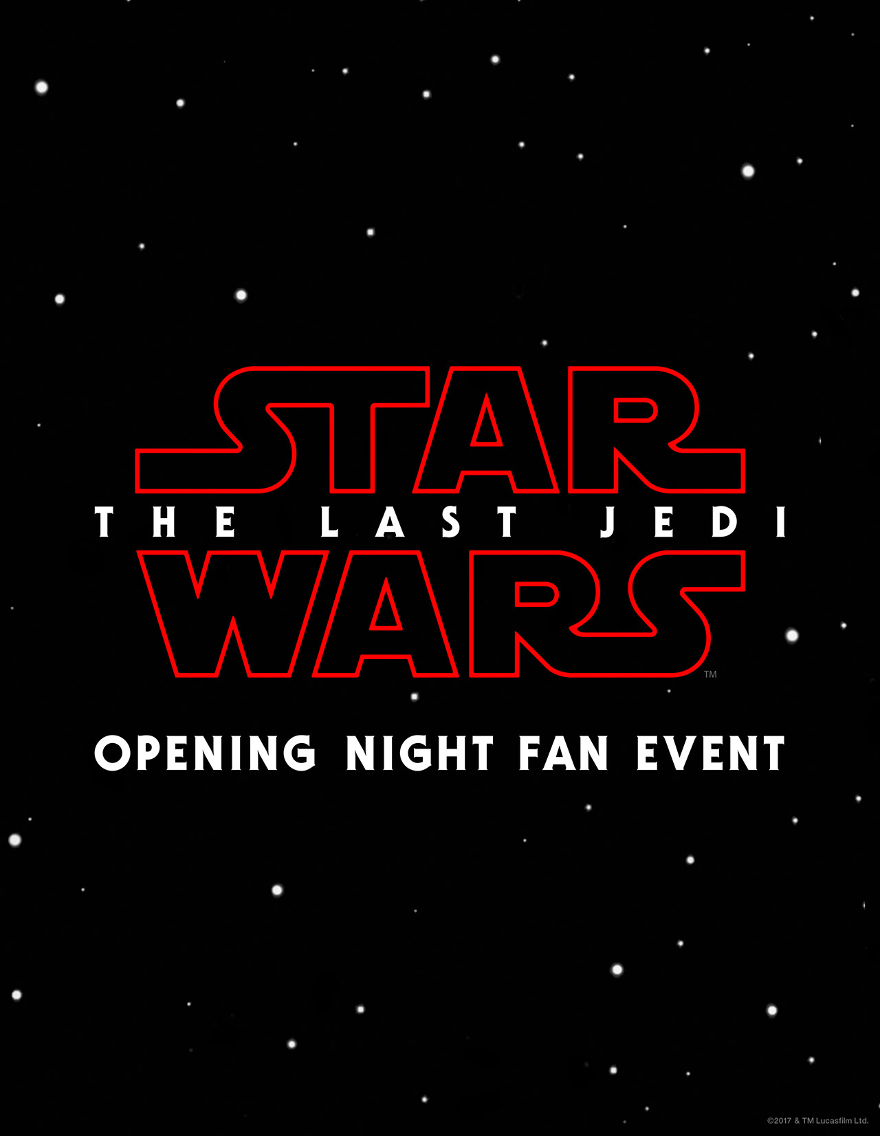Opening Night Fan Event