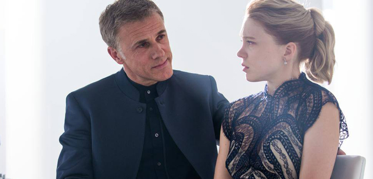 Christoph Waltz is out for blood in new SPECTRE trailer
