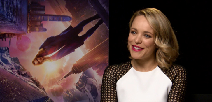 Rachel McAdams reveals more about Doctor Strange in our interview