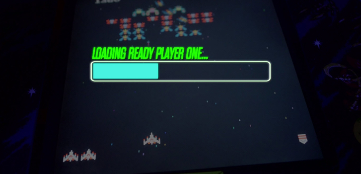 No Glitches Here: Spielberg's Ready Player One Mashes 8-Bit and VR