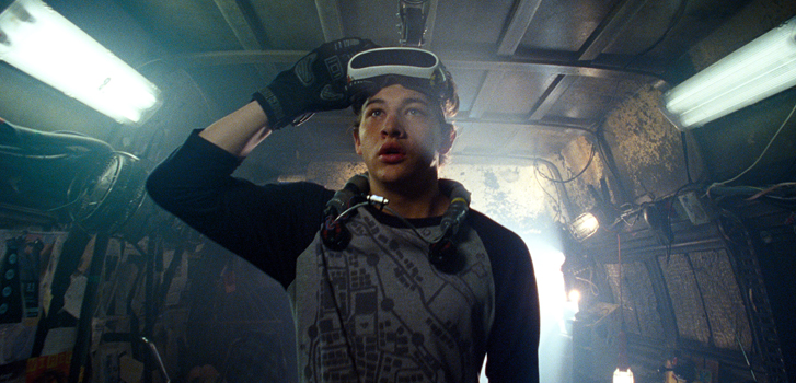 Writer Ernest Cline talks about what makes Ready Player One the ultimate crossover movie